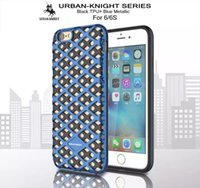 applied style - The Simple Fashion Style Knights of the City Phone Case TPU PC in1 Heat dissipation apply to iPhone5G G Plus S Splus