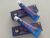 Cheap 10g TKTX Tattoo Cream for Tattoo Body Art High Quality Tattoo accesories Non-Oily Comforter Piercing Cream New