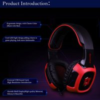 better games - SADES SA906i Gaming Headphones Game Headset Earphone with Mic mm Plug for CS DOTA2 PC Game Better Than EACHG2000 PC780 X8