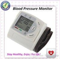 Wholesale 1 Worldwide Arm Meter Pulse Wrist Blood Pressure Monitor Sphygmomanometer New