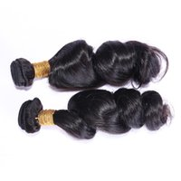 balance weave - DH Gate Brazilian Hair Weave Bundles Loose Wave inches Mixed Length Remi Human Hair Wefts New Balance Loose Wave Tissage Bresilienn