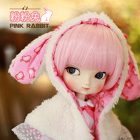 baby sound shoes - 1 BJD BB Girl SD Girl Doll Simulation with make up Cloth Wig Shoes Support Stand