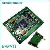 accelerometer tilt sensor - MMA7455 Three Axis Digital Tilt Sensor Accelerometer Module AVR ARM MCU Ar