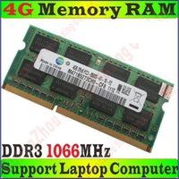 apple laptop notebook - High Quality Original Samsung Memory RAM PC3 S g GB g GB DDR3 MHz FOR Laptop Notebook Apple MacBook PC3
