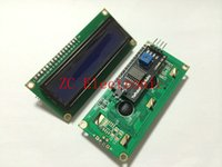Wholesale Special promotions LCD module Blue screen IIC I2C LCD for arduino UNO r3 mega2560
