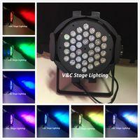 Wholesale High Power x3W RGB in1 LED par Stage Par can CH DMX Stage DJ Light Par Washing Light