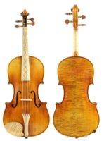 Wholesale EMS Copy of Sebastian Klotz Baroque quot Viola M3397 Maple Fingerboard Free baroque viola bow