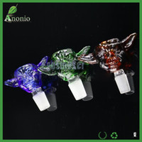 acrylic water bongs - Star Wars Yada Bowls For Bongs Colored Big Smoking Bowl mm mm Male Very Thick Glass Heavy Yada Glass For Water Pipe Oil Rig