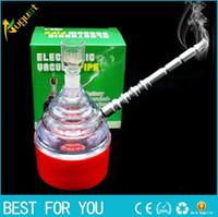 électriques conseils de la bouche de fumer tuyau shisha de narguilé nettoyant priser snorter sniff vaporisateur injecteur de machine à rouler moulin à herbe gros métal