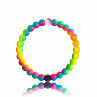 jelly bracelets - New Neon Lokai Bracelet Make A Wish Original Tag Mud from Dead Sea Snow from Mount Everest Hot Sale