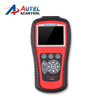 auto elite - AUTEL MaxiDiag Elite MD802 for System With Data stream Model Engine Transmission ABS and Airbag in Auto Code Scanner