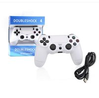 Wholesale Wireless Bluetooth Game Controller for PlayStation PS4 consoles Game Multicolor Controller Joystick For Android Video Games With Packaging