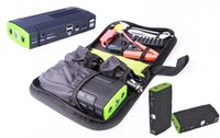 Wholesale 18000mAh Multi Function Car Jump Starter Start V Car Engine Emergency Battery Phone Power Bank Laptop cellphone Fast Charge