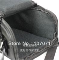 Wholesale Triangle package SLR DSLR Camera Case Bag Photo Studio Accessories for D5000 D90 D40 D40x D300S