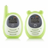 baby phone audio - 2016 hot sale GHz Baby Wireless Audio Baby Monitors Radios Nurse Nanny Electronic Babysitter Digital Baby Phone
