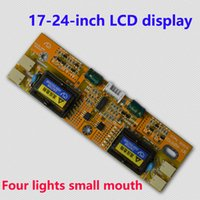 backlight inverters - LCD screen LCD TV CCFL lamp high pressure plate four light small mouth inch universal backlight inverters MY QH1723