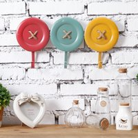 Wholesale Hook Retro Personality Wall Decoration Soft Home Decorative Wall Hooks Coat Hooks Creative Clothing Accessories For Clothes Hanging GJ56