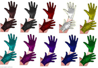 Wholesale More Colors New Lycra Zentai Spandex Sexy Costume Gloves