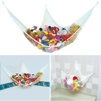 Wholesale New Durable Large Jumbo Deluxe Pet Organize Corner Stuffed Animals Toys Toy Hammock Net Hot cm