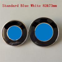 Wholesale Car Badges for BMW Popular Plastic Blue White Black Whilt Car Badges Exterior Accessories New Arrivals