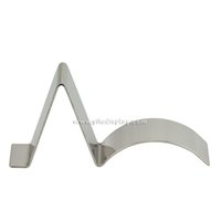 Wholesale Metal Belt DIsplay Stand Display Stand for Belts Manufacturer Belt Holder Belt Display Rack Acrylic Belt Display Stand