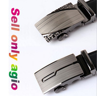 Wholesale Alloy belt agio man skin male lead the automatic belt buckle belt buckle belts business and leisure travelers