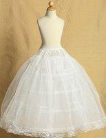 ball dress shops - 2015 Hot Sale New List Wedding Party Child Ball Gown Petticoat bustles For Flower Girl Dress Online Shop
