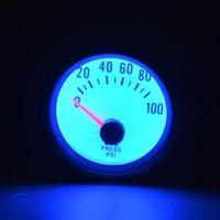 Precio de Pressure sensor-Calibrador del metro de la presión del aceite del coche con el sensor para el coche auto 2