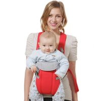 backpacks coated cotton - Infant Toddler Ergonomic Baby Carrier Sling Backpack Bag Gear With Hipseat Wrap Newborn Cover Coat For Babies Stroller