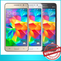 Wholesale 5x Samsung Galaxy Grand Prime DUOS G530H G530 UNLOCKED GSM G Quad Core inch Screen Android RAM GB ROM GB Camera MP Dual SIM