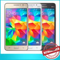 achat en gros de caméras android-5x Samsung Galaxy Grand Prime G530H G530 UNLOCKED GSM 3G Quad Core 5,0 pouces écran Android 4,4 RAM 1 Go ROM 8 Go Caméra 8MP Dual SIM
