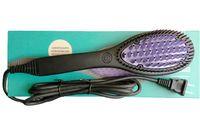 Wholesale 2016 Magic Comb DAFNI Hair Straightener Brush Comb Hair Straightening PK Antomatic LCD Hair Straightener Combs