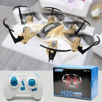 Wholesale JJRC H20 Nano Hexacopter G CH Axis Headless Mode RTF MINI Flying Mode RC Quadrocopter Hot Sale