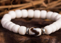 bead retailers - DIY Warm white pure natural white Bracelet original high end beads bracelet jewelry and retailer