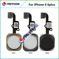 bars menu - 100 Guarantee Replacement Repair Parts Home Menu Button Flex Cable assembly For iPhone for iPhone plus inch