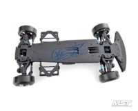 astm class - MST MS D PRO Scale WD Electric Drift Car Chassis Kit RC Cars Cheap RC Cars