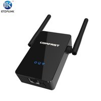 Wholesale COMFAST M Network Router Wireless WiFi Repeater Signal Range Extender n