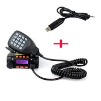 band software - QYT Dual Band VHF UHF W Channels Vehicle Walkie Talkie Programming Cable Software