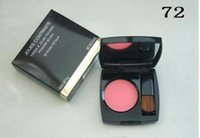 Wholesale New brand Blush JOUES CONTRASTE Blush with brush g colors choose