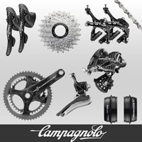 Wholesale 2016 original Campagnolo Chorus speed groupset bicycle parts road bike group set speed mm