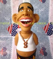 baby screaming - 2014 new Funny vent Obama doll can send a scream voice toy flyer toy puppet