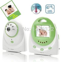 battery powered portable tv - GHz Wireless Digital Baby Monitor security camera security camera Two Way Audio and Temperature Alarm and TV out function