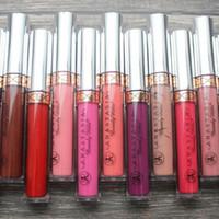 Wholesale Lip Gloss Ana sta sia Liquid Lipistick Dumb light liquid lip gloss INS s recommendation Fashion Liquid Lipstick Lip Gloss g pc