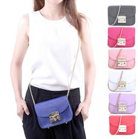 Wholesale HOT SALE Women Bags Cross body Handbags One Women Shoulder Bags Fashion Chain Lock Female Desiger Handbags Fashion Bags W26
