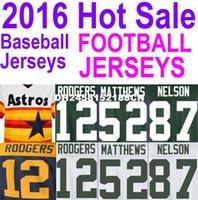 aaron rodgers baseball - Hot Sale American Football Baseball Jordy Nelson Jersey Women Aaron Rodgers Jersey Sport Brett Favre Jersey Cheap Packers Jersey