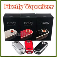 Cheap 2016 Firefly Vaporizer Kit Wax Dry Herb Vaporizers Pen Temperature Control Herbal Vaporizer Electronic Cigarette VS Titan 1 2 X-Max V2