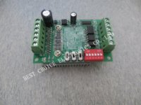 Cheap FREE SHIPPING 10PCS TB6560 3A stepper motor driver stepper motor driver Board single-axis controller 10-speed current