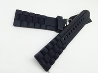 best of class - The first class quality of the best price of the latest Mens AR5878 rubber watchband