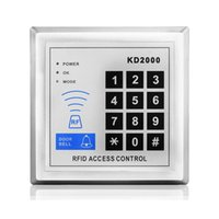 Wholesale High Sensitive Access Controller RFID Card Reader Door Access Control System For Home Apartment KD2000