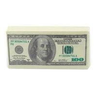 Wholesale 2PCS USD Dollar Money Style Tissue Toilet Napkin Paper Sheet Per Bag Holiday Funny Gift